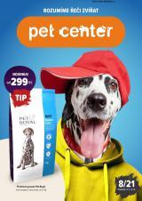 Pet Center leták 1